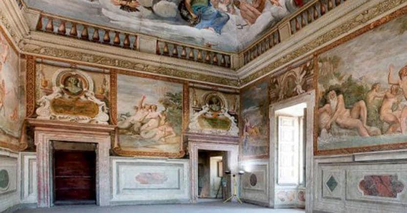 Villa Matrimoni Bassano Romano : Bando per gestire e restaurare gioielli culturali del