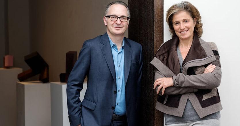 Brett Gorvy e Dominique Lévy