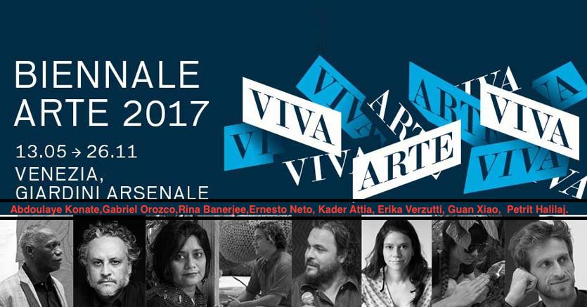 Tutti gli artisti del fondo presenti alla 57ª Biennale di Venezia