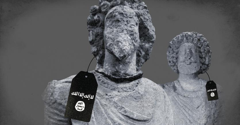 Isis artifacts sale