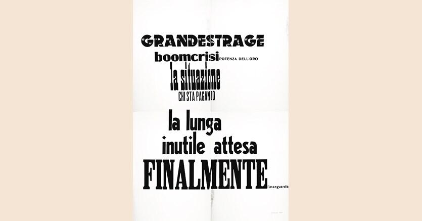 Grande Strage, 1963