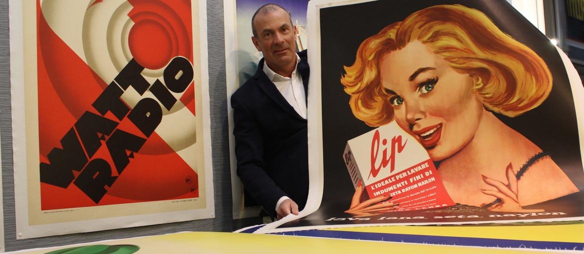 L'IMAGE Alessandro Bellenda nella sua galleria