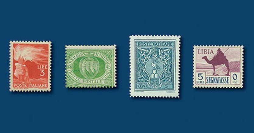 06512ecdb9 Francobolli, l'«Unificato» riscrive i valori del mercato - Il Sole ...