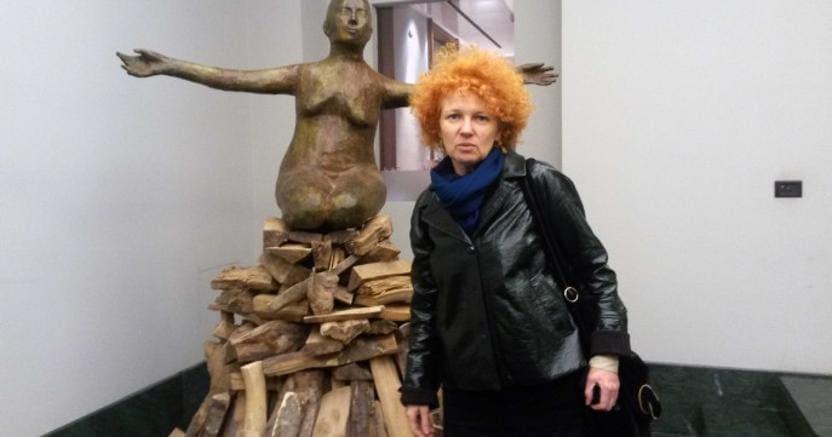 Responsabile del progetto nctm e l'arte, Gabi Scardi