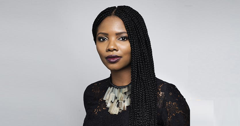 Tokini Peterside, fondatrice e direttrice di  Art X Lagos