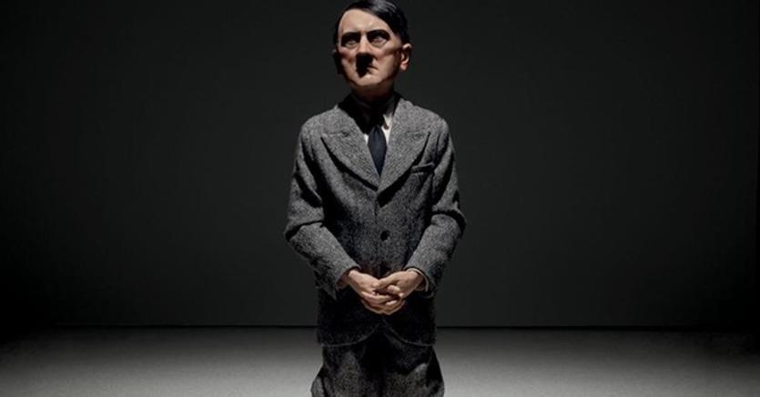 Him, Maurizio Cattelan