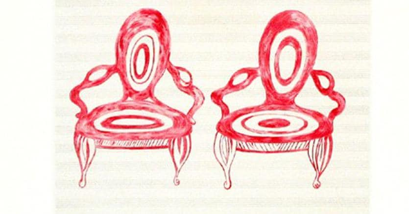 Louise Bourgeois - Twosome, 2005