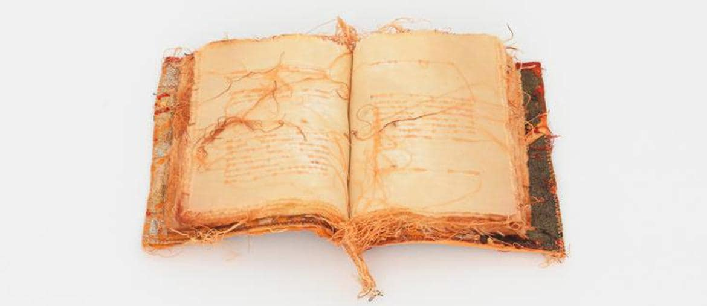 Maria Lai, Il miele delle fate, Courtesy Marianne Boesky Gallery e Archivio Maria Lai