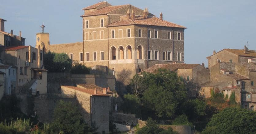 Rocca Farnese Ischia di Castro