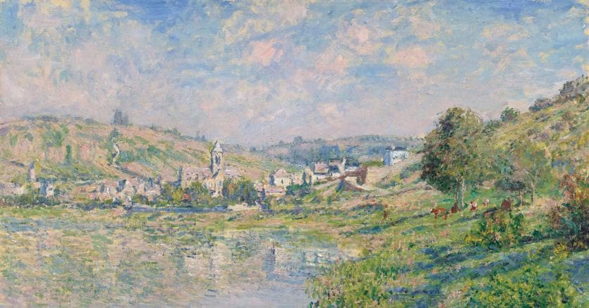 Monet, Vetheuil