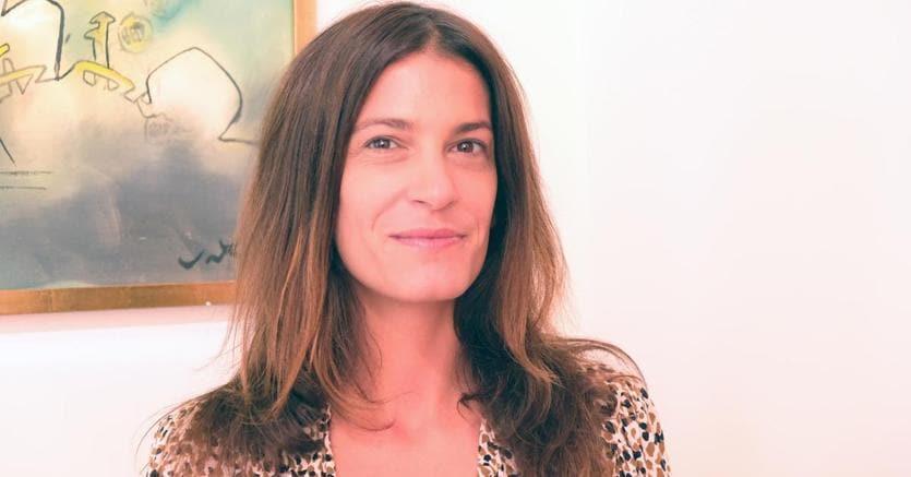 La neo direttrice di Art Dubai Chloe Vaitsou