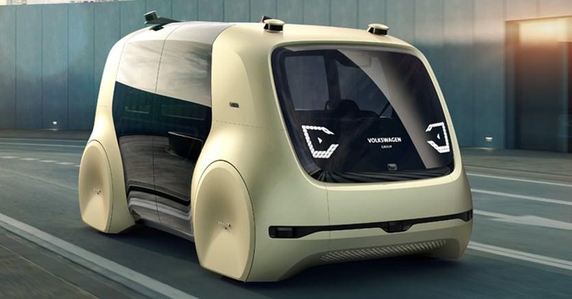 Il prototipo Cedrik (Gruppo Volkswagen)