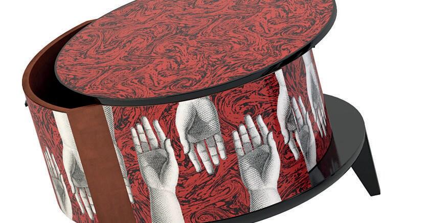 Se nelle nuove proposte di design si ritrovano gli anni 50 for Table 6 3 asce 7 05