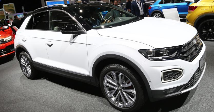 Il suv Volkswagen