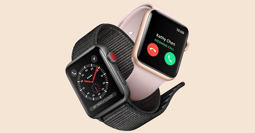 Apple Watch 3  nonostante il design immutato, esibisce migliorie tecniche, prezzi a partire da 380 euro