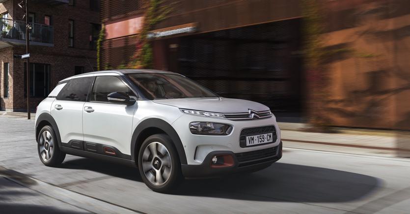 Normalizzata. La Citroën C4 Cactus cambia stile e abbandona i discussi  paracolpi «Airbump»
