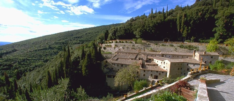 L'eremo delle celle  (ph Archivio Toscana Promozione Turistica)