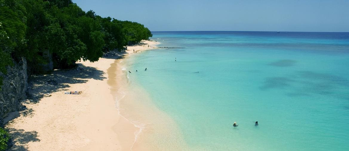 Una spiaggia (foto Barbados Tourism Marketing Inc)