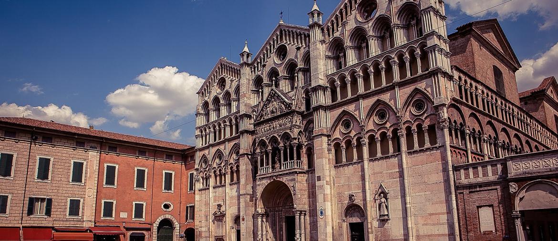 Duomo (Consorzio Visit Ferrara - Credit Caspar Diederik )