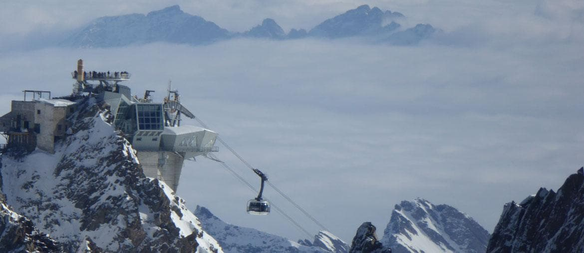 (PH SkyWay Monte Bianco)