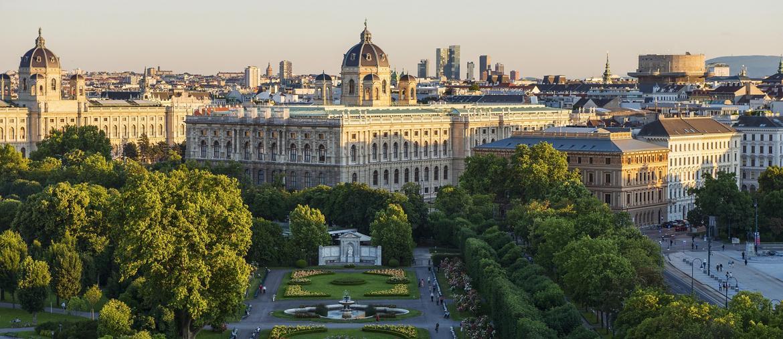 Veduta di Vienna (© WienTourismus / Christian Stemper)