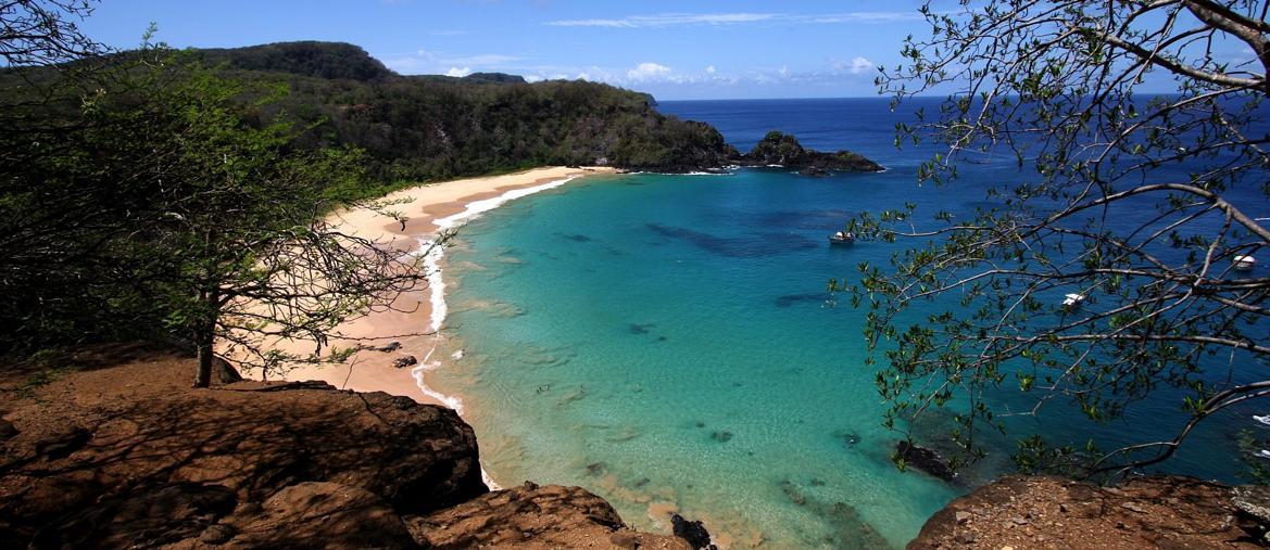 Baia do Sancho in Brasile (Fonte TripAdvisor )