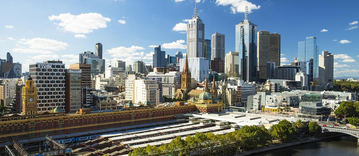 Melbourne(credit Tourism Victoria)