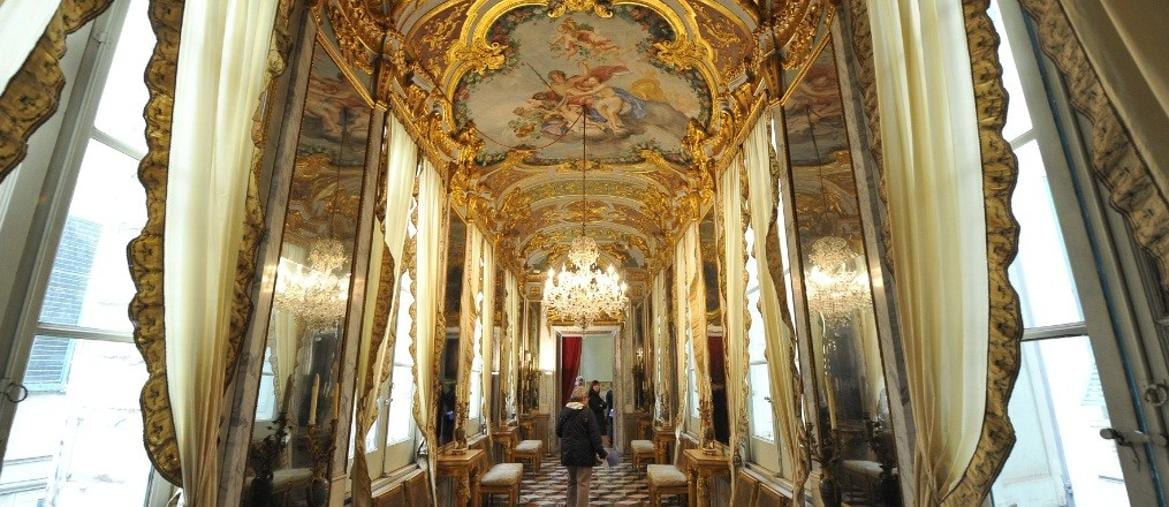 Palazzo Spinola che ospita la Galleria Nazionale (foto Studio Leoni)