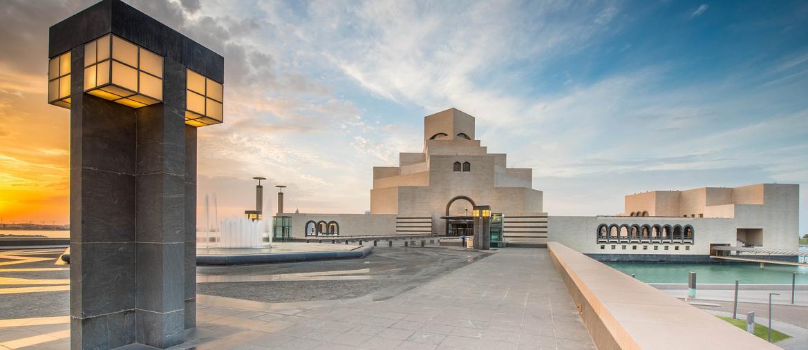 MIA, Museo d'arte Islamica progettato dall'architetto IM Pei  (ph Qatar Tourism Authority)