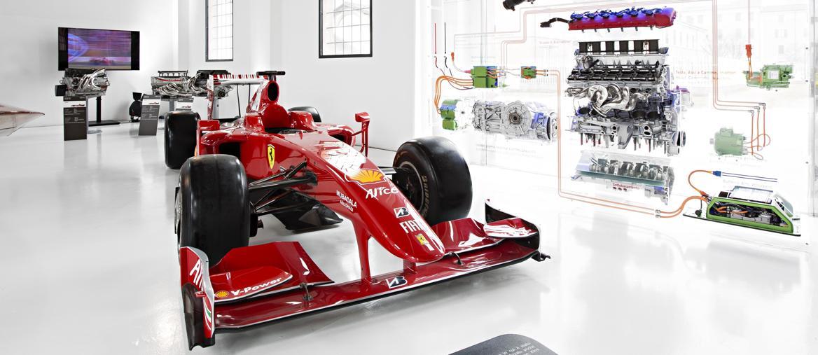 Museo Casa Enzo Ferrari (MEF)
