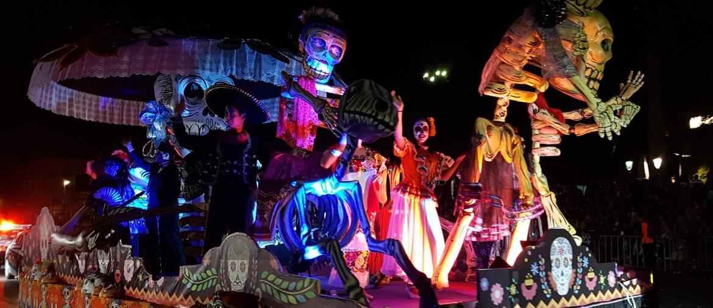 Festival de Calaveras - Aguascalientes