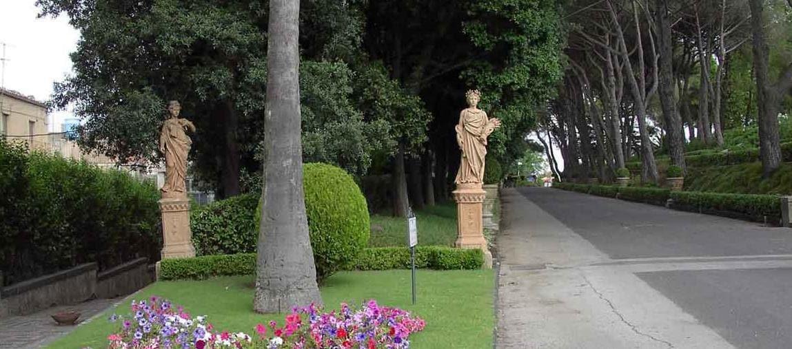 Giardino comunale di caltagirone - Giardini di bacco caltagirone ...