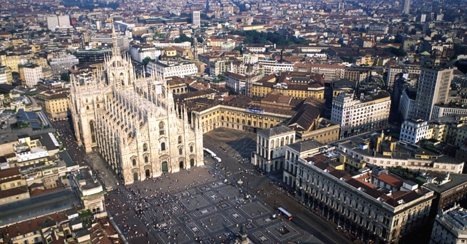 Mercato immobiliare: Roma attrae investitori, Milano è in trasformazione