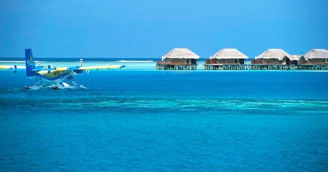 Le ville del Conrad Maldives