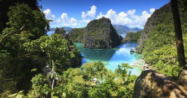 Veduta di Palawan (foto Eric Beltran)