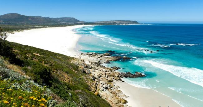 sudafrica le spiagge di cape town il sole 24 ore
