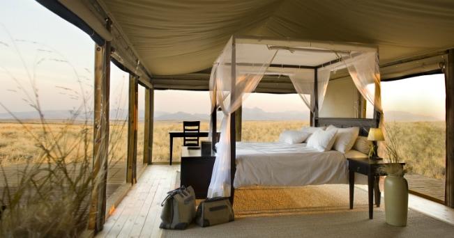 Wolwedans Dunes Lodge, in Namibia  (ph da TripAdvisor)