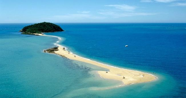 Le Whitsunday Island, in Australia (foto Alamy)