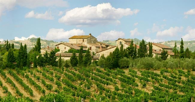 Castellare de´Noveschi, borgo in provincia di Siena