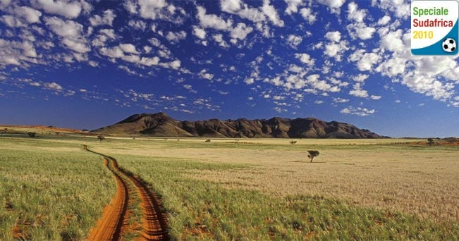 Il deserto del Namib