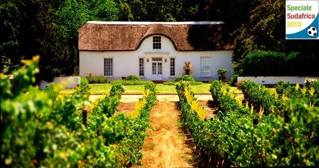 Cape winelands alla scoperta del vino sudafricano il for Sud africa immagini