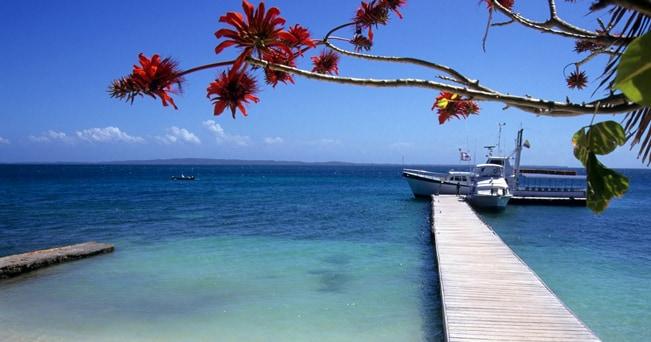 Isola di Barù, foto Alamy