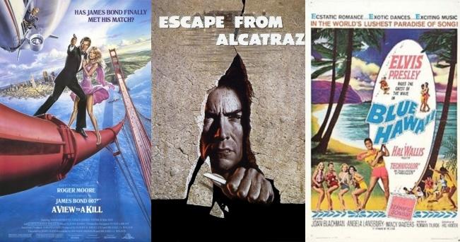 Poster di film con location