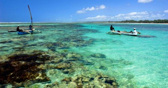 Diani Beach (foto Milestone Media)