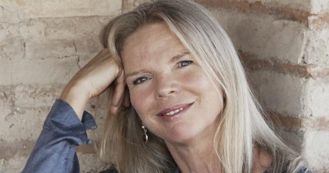 Vanessa Branson, presidente e fondatrice della Biennale di Marrakech (foto Leila Alaoui)
