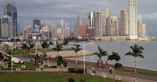 A Panama City per i 100 anni del Canale