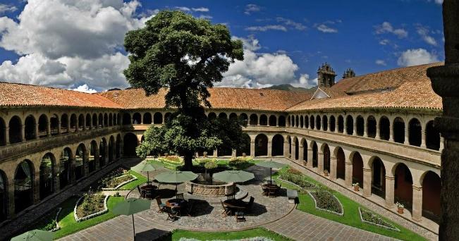 Belmond Hotel Monasterio è monumento nazionale tutelato dal Istituto di cultura nazionale del Perù (ph Genivs Loci/ Belmond Hotel Monasterio)