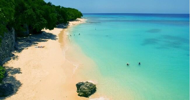 Batts Rock beach, spiaggia vicino a Bridgetown, la capitale (ph Barbados Tourism Marketing)