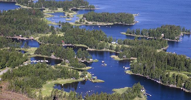 Finlandia, l'arcipelago più grande del mondo