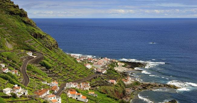 L'isola di Santa Maria alle Azzorre (PH Visit Azores)